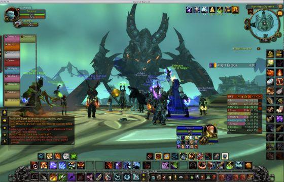 Play World of Warcraft