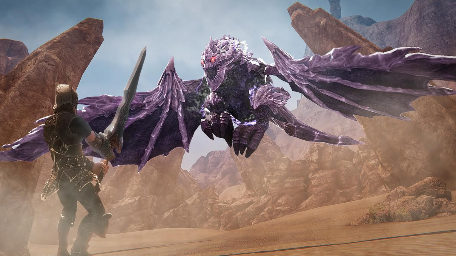 Riders Of Icarus Mounts