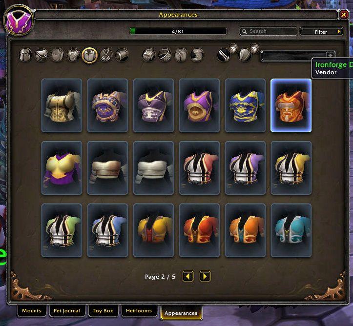 Warcraft-shirts