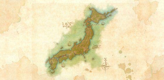 the elder scrolls online japan