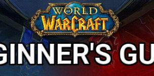world of warcraft beginner's guide