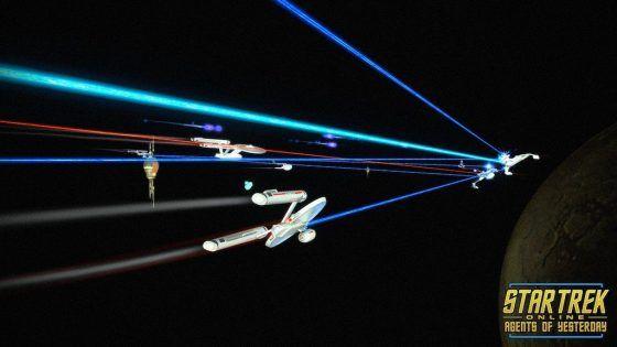 Star Trek Online Agents of Yesterday