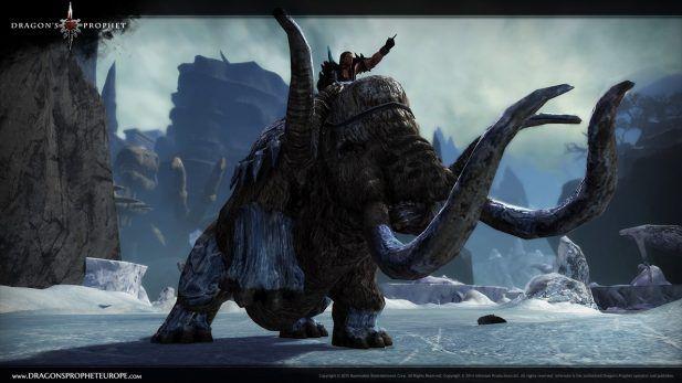 Dragon's Prophet EU