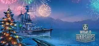 World of Warships Christmas