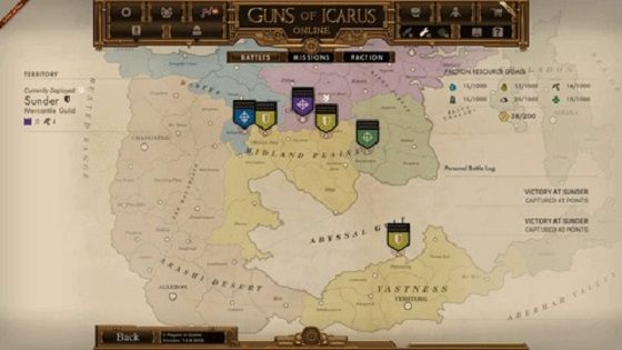 Guns of Icarus: Alliance