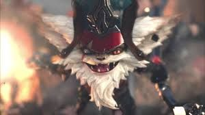 Kled alone