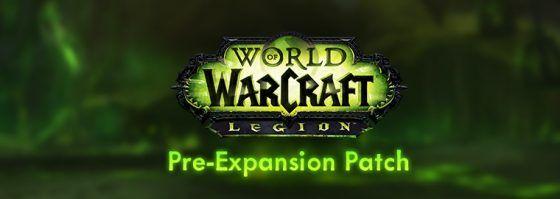 warcraft-preexpansion Legion Pre-Expansion Patch