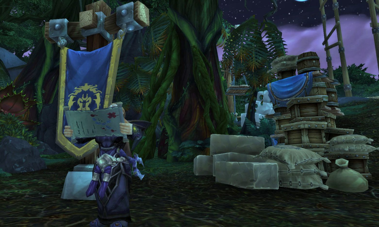 warcraft-level Warlords