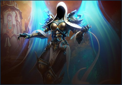 Heroes of the Storm Auriel