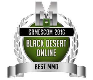 Best MMO - Black Desert Online - Gamescom 2016