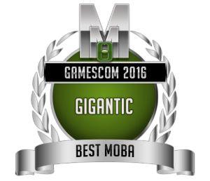 Best MOBA - Gigantic - Gamescom 2016