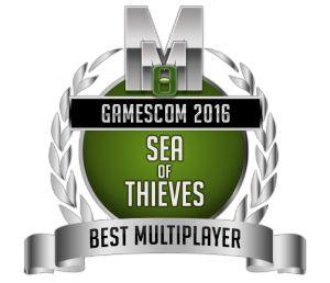 Best Multiplayer - Sea of Thieves -Gamescom 2016