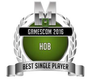 Best Single Player - Hob -Gamescom 2016