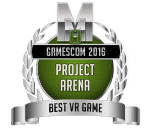 Best VR Game - Project Arena - Gamescom 2016