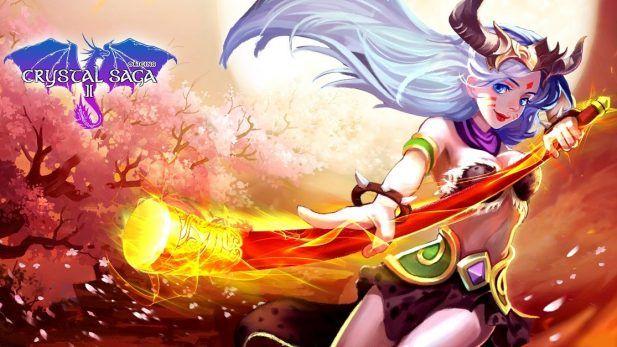 Crystal Saga II
