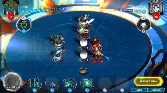 Duelyst Shim'zar Expansion