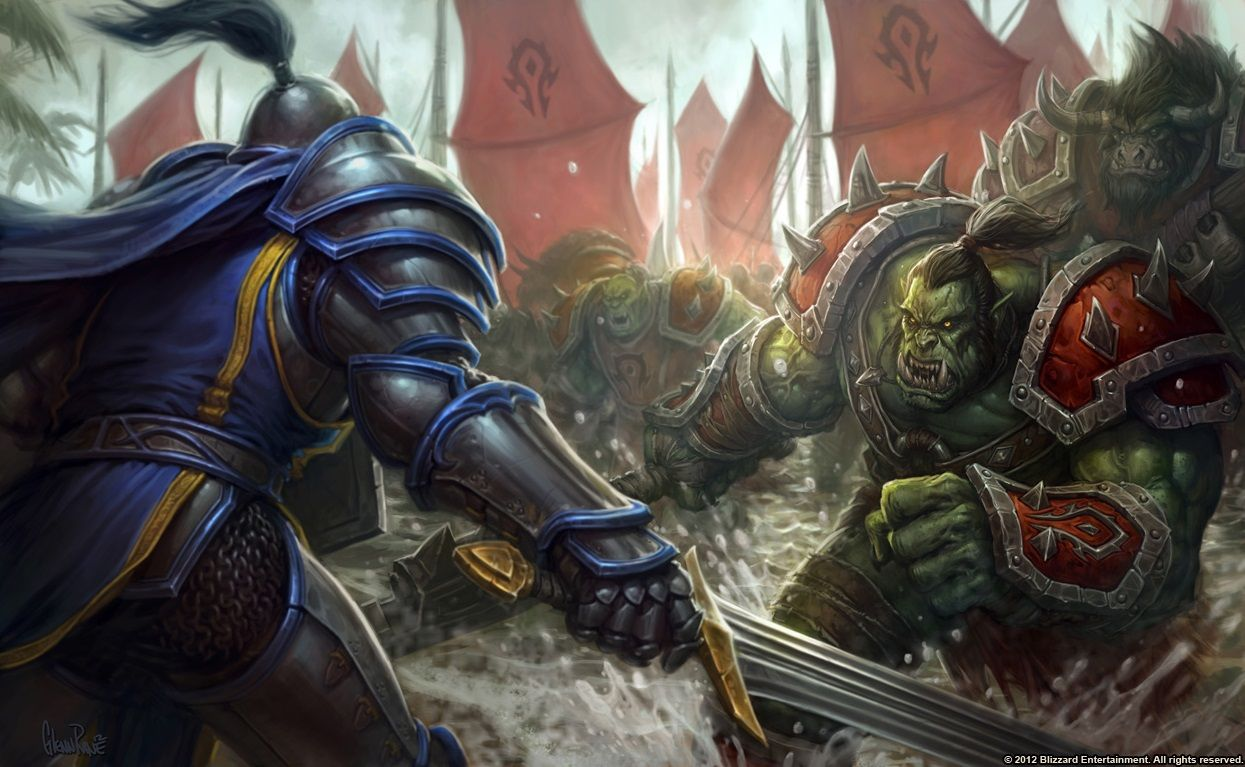 World of Warcraft Beginner's Guide: Horde Faction and ...