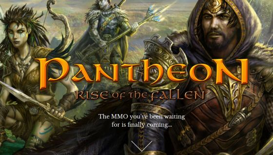 Pantheon Rise Of The Fallen Website Image