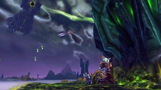 World of Wacraft Demon Invasion
