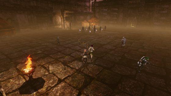 ARCHEAGE PvE Dungeon