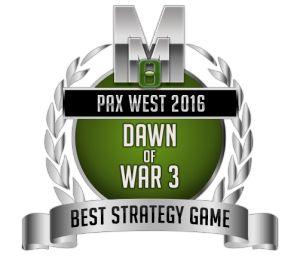 Best Strategy - Dawn of War 3 - PAX West 2016