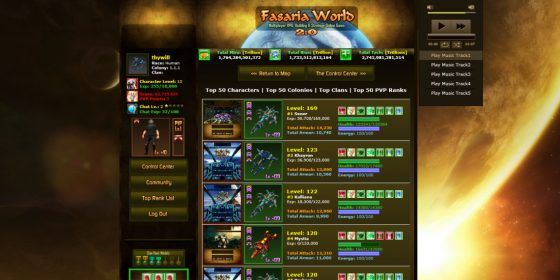 Fasaria World Inventory Management