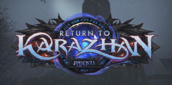 world of warcraft Warcraft's Karazhan
