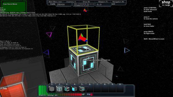 Starmade Screenshot Games Like Minecraft