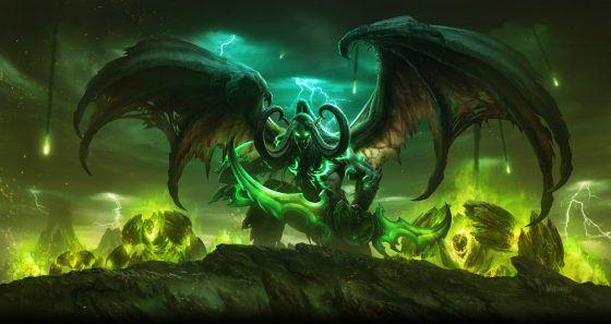 World of Warcraft Legion Launch