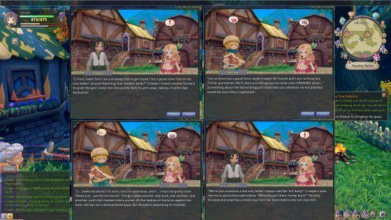 Twin Saga Beta Impressions