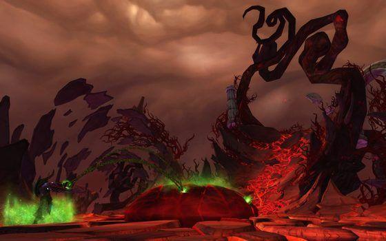 world of warcraft raid quest gated