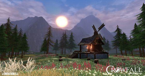 Crowfall Lumbermill