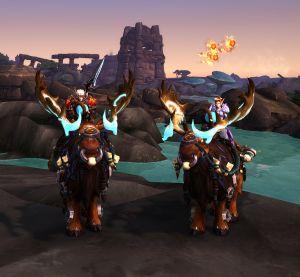 Warcraft Friendship Moose