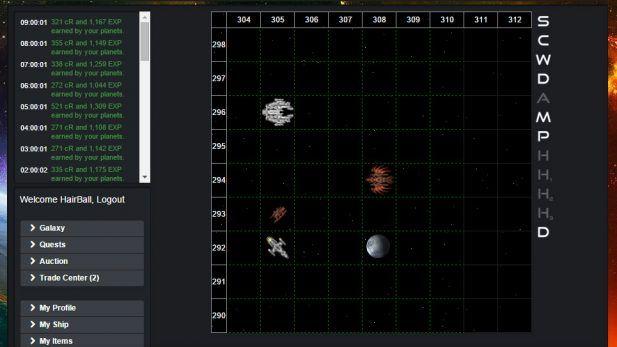 Galaxy Warfare