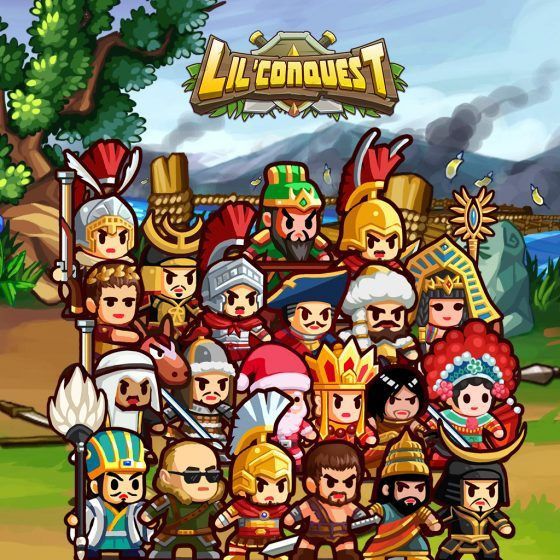 Lil' Conquest Gift Pack Giveaway