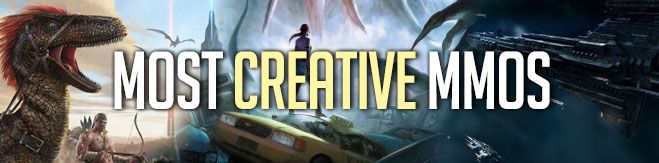 Most Creative MMOs