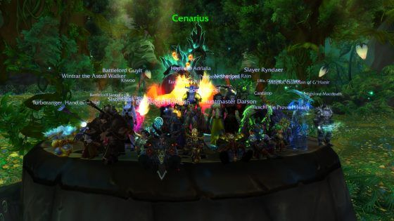 world of warcraft raiding