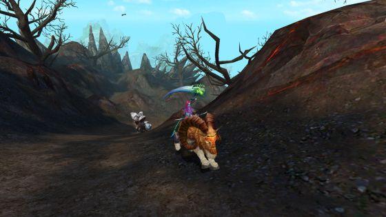 forsaken-world-ram-riding