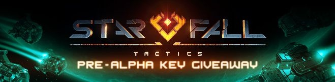 Starfall Tactics Giveaway Banner