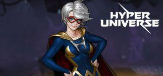 Hyper Universe List Image Super Hero