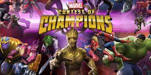 Marvel Contest of Champions List Image