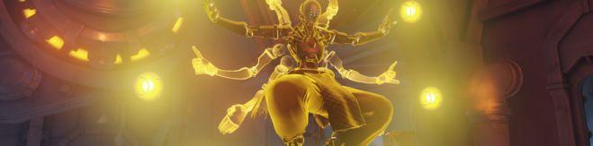 Overwatch Support Heroes - Zenyatta