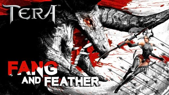TERA Fang And Feather New Raid