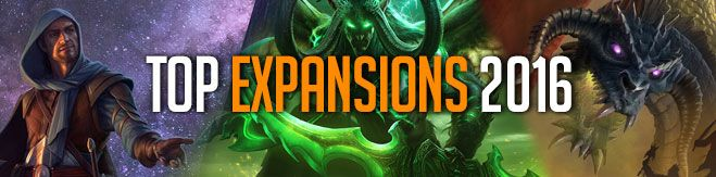 Top Expansions 2016