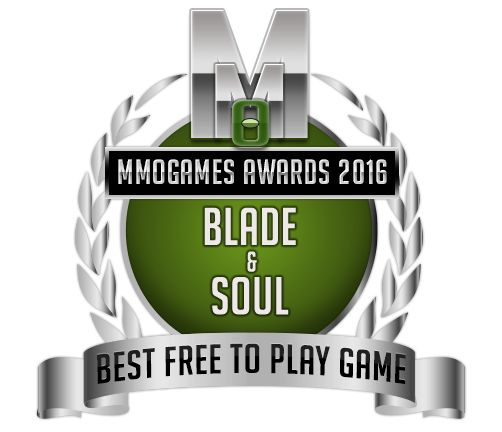 MMOGames Best of 2016 Awards