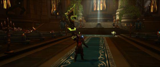 Warcraft Ashbringer Hidden Artifact