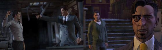 Impressions of Batman The TellTale Series Episode 5 -two-stories