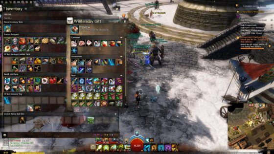 Guild Wars 2 - Wintersday Gifts