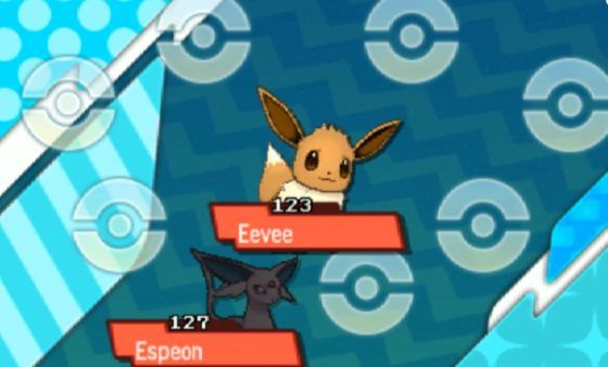 Pokemon Sun and Moon Review eevees