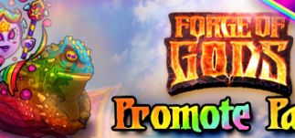 Forge of Gods Promote Pack Giveaway
